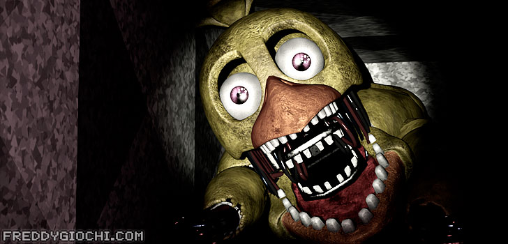 Chica da 5 Nights at Freddy's