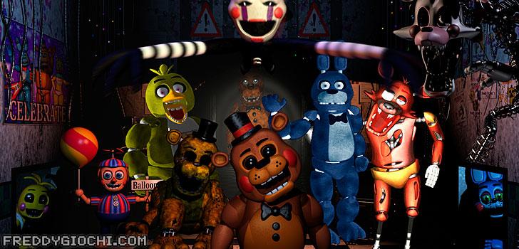 Five Nights at Freddy's immagini